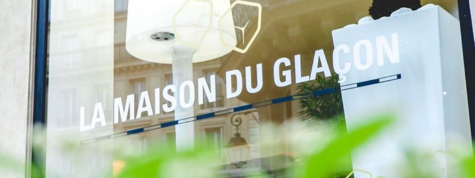 Moët & Chandon réouvre sa Maison du Glaçon…