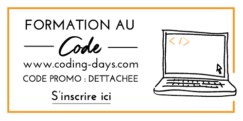bannière coding days