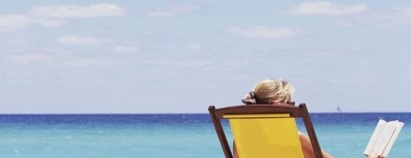 La séléction Littéraire #Dettachée du mois d'août: 5 livres pour l'été !
