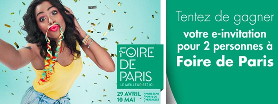 Foire de paris 2015 direction le village startup - Foire de paris adresse ...