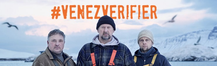 #VenezVerifier en Alaska, d'accord on veut bien !