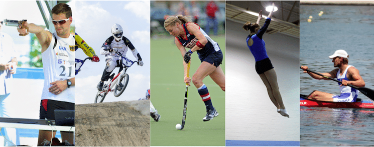 JO 2016: Top 5 des sports olympiques dont vous ignoriez l'existence
