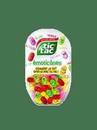 Tic Tac Emoticônes !