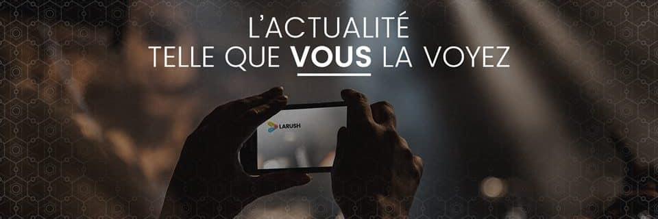 Interview: LaRush.fr, la startup qui monétise l'actualité telle que vous la voyez.