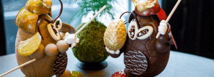 Top 10 des Nouveautés Chocolatées proposées pour Pâques 2017