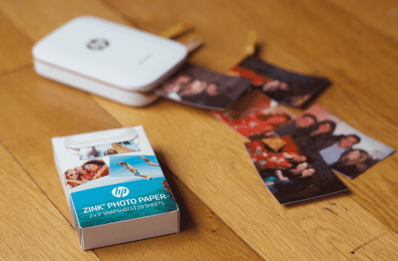 HP DDP DE PRESSE SPROCKET