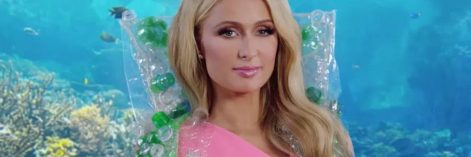 Coup de comm' avec Paris Hilton réussi pour la marque Sodastream