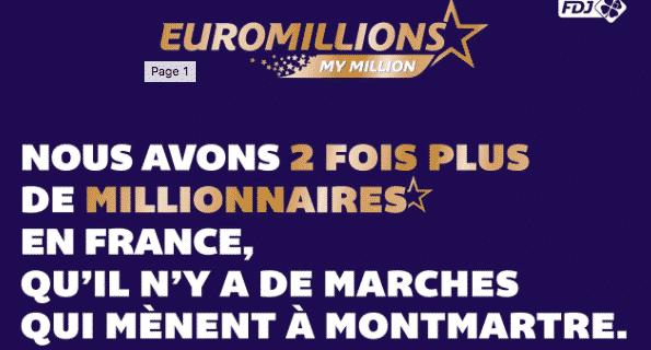 FDJ® lance une nouvelle campagne humoristique et décalée en Ile-de-France