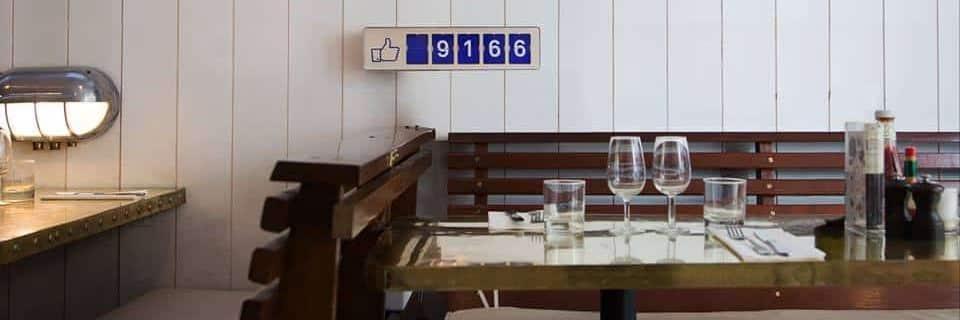 Un compteur de fans Facebook à installer en vitrine ou en OpenSpace