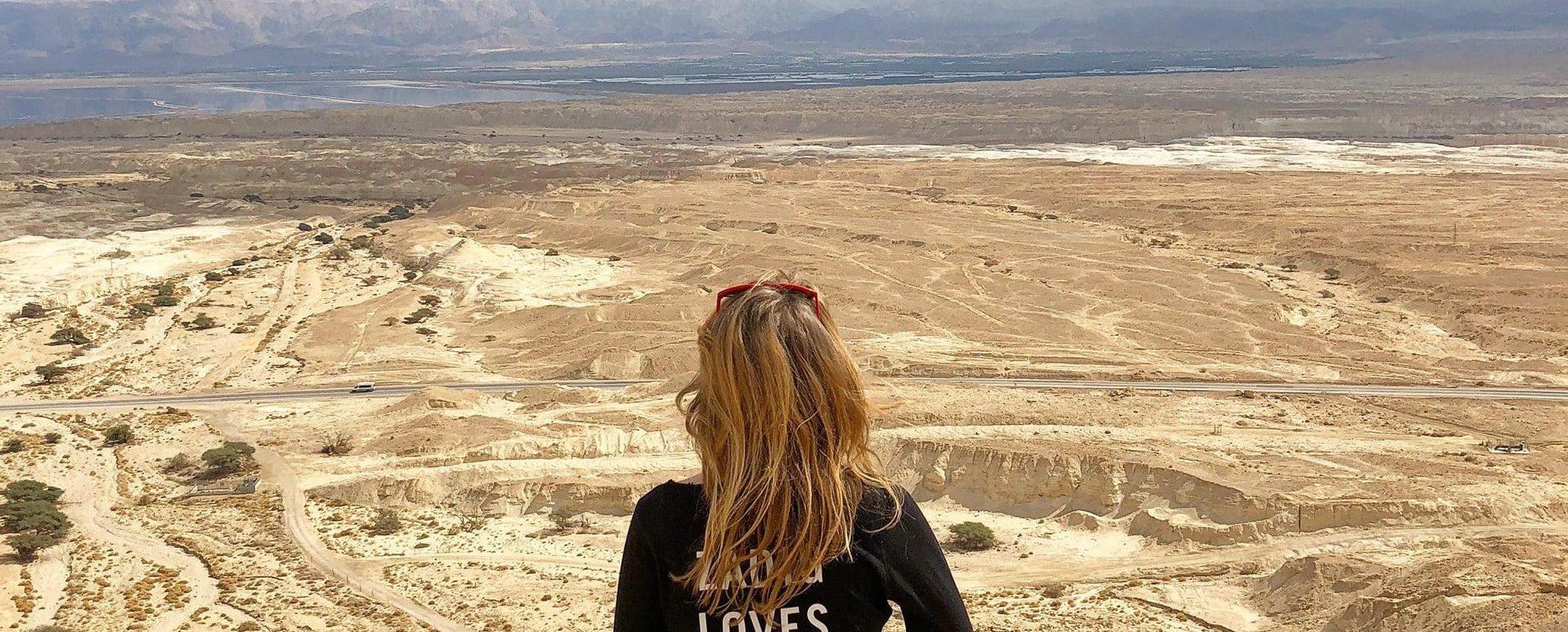 Visiter Israël: en voiture, en 3 jours - de Tel Aviv au désert du Negev