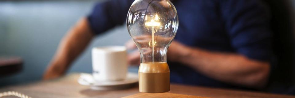 La lampe Flyte : entre magie & design absolu, Génie !