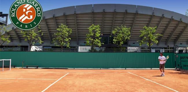 Les dessous de la Comm' | le «Nouveau Roland-Garros» en exclusivité…
