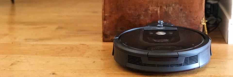 Bilan de 6 mois de relation avec le Roomba 980 d'iRobot…