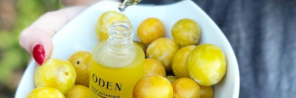 FOCUS SUR…│Oden, des huiles cosmétiques naturelles made in France