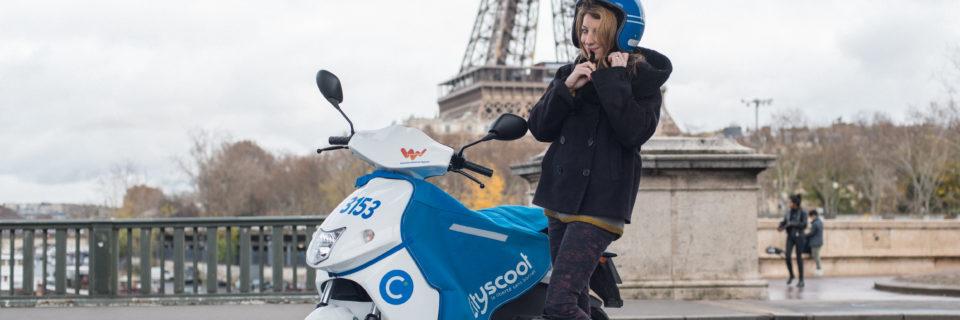 J'ai testé Cityscoot, le service de scooter en libre-service, VERDICT!