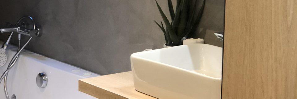 AVANT/APRÈS: ma salle de bain design de moins de 5m² #BoostMyHouse