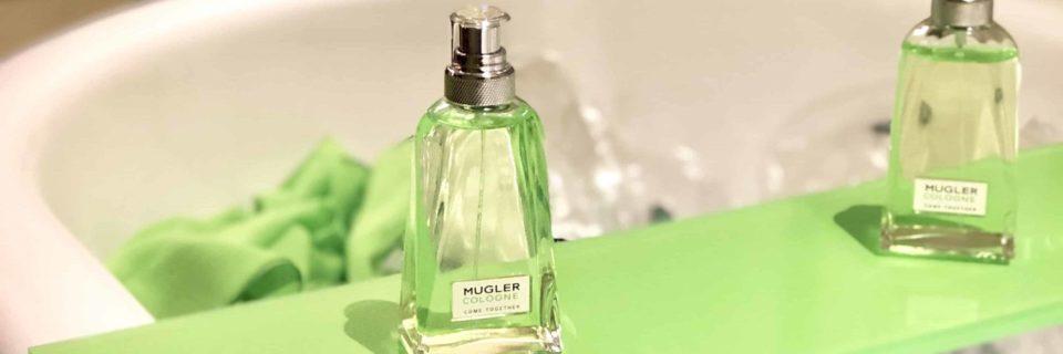 #VeilleRP : L'originale opération de comm' Mugler Cologne