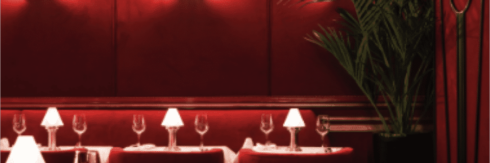 Direction le Roxie Paris, un restaurant chic à l'ambiance folle